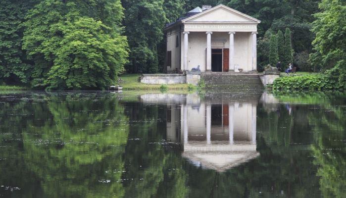 Park Arkadia-Nieborow Tour - Aristocratic Garden Arcadia Park