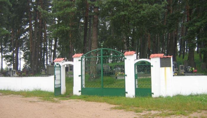 Mosques Bohoniki and Kruszyniany Tour Bohoniki Muslim cemetery