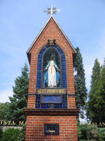Gietrzwald and St. Lipka Tour - The Revelations of Our Lady Gietrzwald 2 450x600