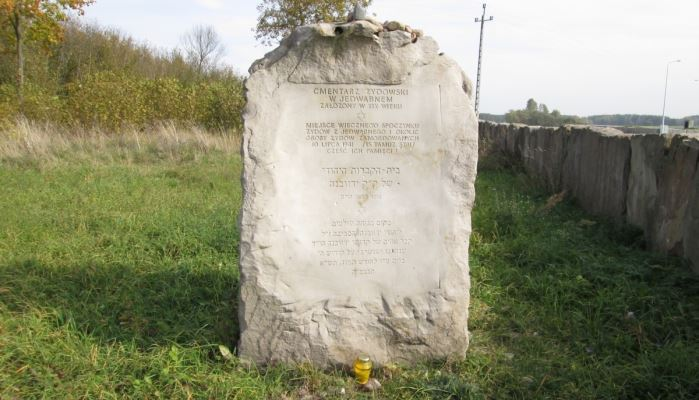 Treblinka and Tykocin and Jedwabne Tour Jedwabne monument