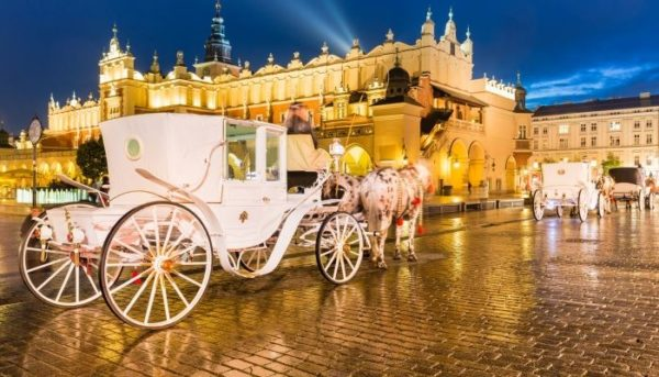 Krakow City Tour Krakow City Tour 600x343