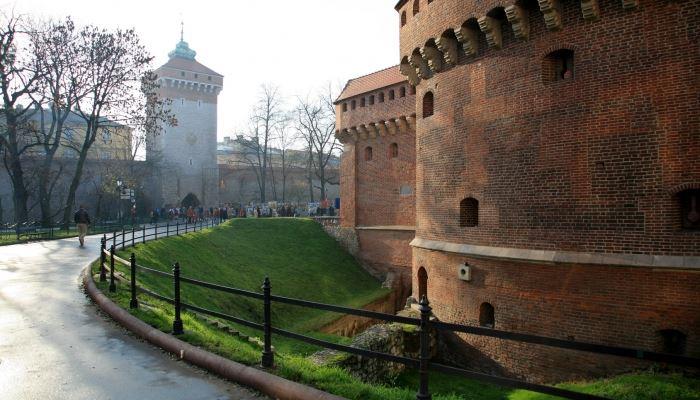 Krakow City Tour Krakow The Barbican