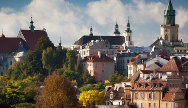 4 Day Trip From Warsaw: Poland Jewish Heritage Tour Lublin 1 600x343