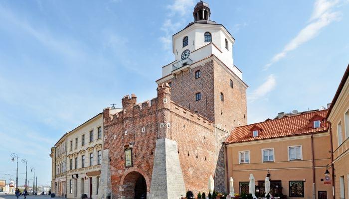 Majdanek and Lublin Tour Lublin Krakow Gate