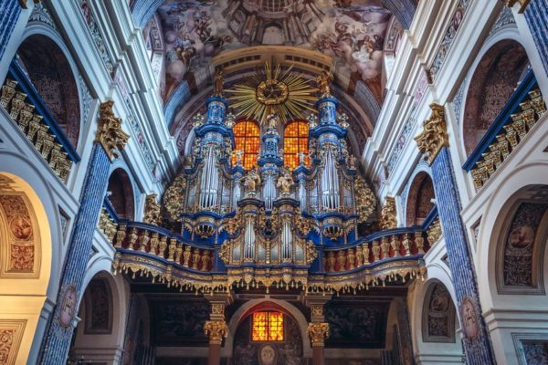 4 Day Trip From Warsaw: Catholic Pilgrimage to Poland Sw Lipka 600x400