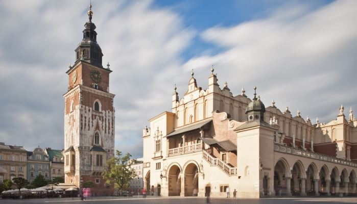 Krakow City Tour The Cloth Hall Krakow