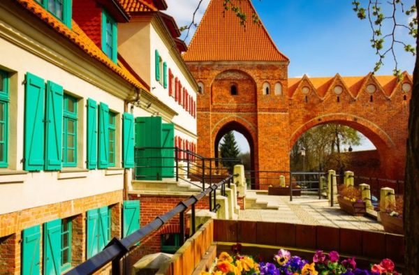 Torun Tour - The City of Copernicus. Torun Tour 600x394