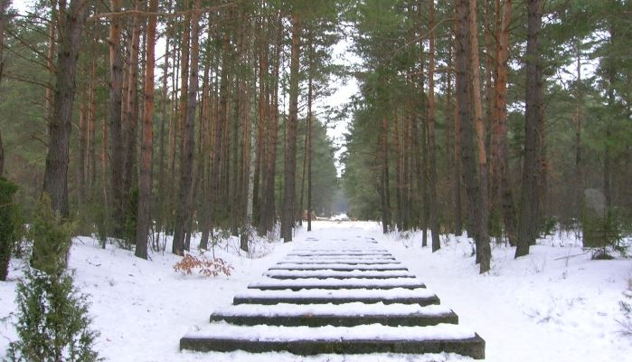 Treblinka Tour Treblinka Rail tracks