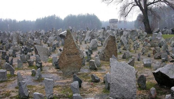 4 Day Trip From Warsaw: Poland Jewish Heritage Tour Treblinka Tour 600x343