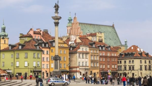 Warsaw City Tour Warsaw City Tour 600x343