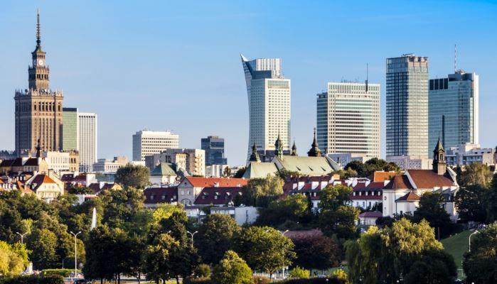 Warsaw Short City Tour Warsaw Short City Tour