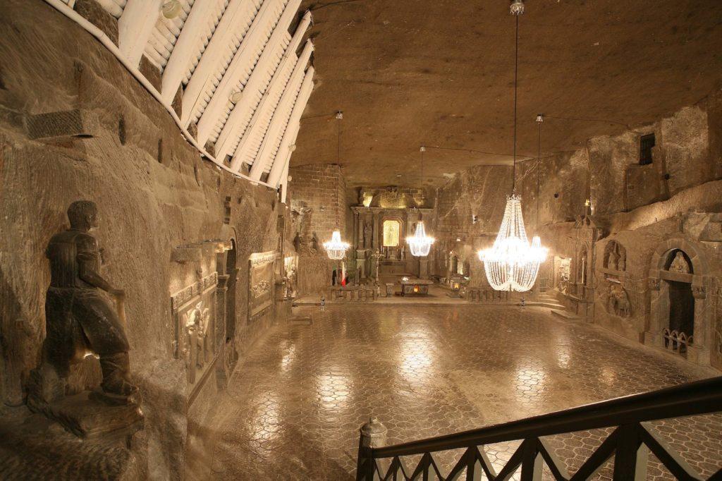 Krakow and Wieliczka Salt Mine Tour Wieliczka Salt Mine 1