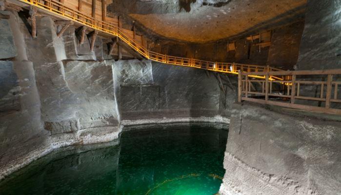 Krakow and Wieliczka Salt Mine Tour Wieliczka Salt Mine 2