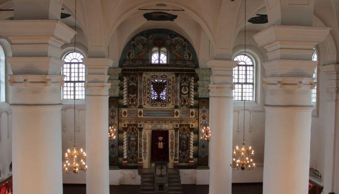 Sobibor and Wlodawa Tour Wlodawa Great Synagogue